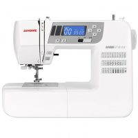 Janome Model 230DC , sewing machine, computerised, domestic