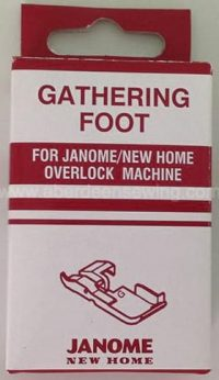Janome - 200248101 - Gathering Foot
