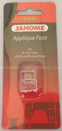 Janome - 202086002 - Applique Foot - Category D