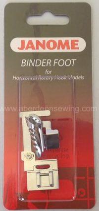 Janome - 200313005 - Bias Binder Foot - Category B/C
