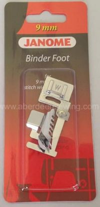 Janome - 202099008 - Bias Binder Foot - Category D