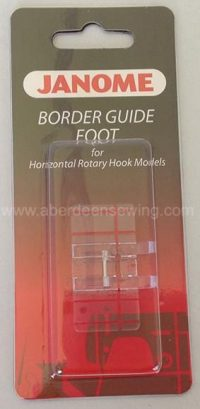 Janome - Border Guide Foot - 200434003