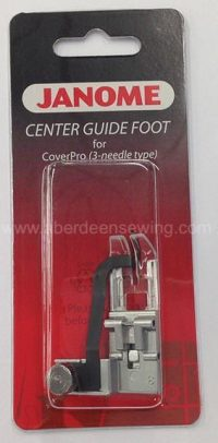 Janome Centre Guide Foot - 795819108