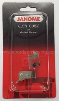 Janome Cloth Guide - 202038009