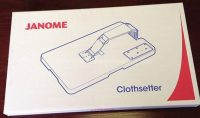 Janome Clothsetter - 859439008