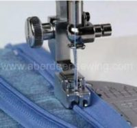 Janome Concealed Zipper Foot 1600P Series - 767410016