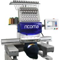 Ricoma 1501TC-7S Embroidery Machine Image