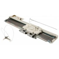 Silver SK 155 Knitting Machine Image