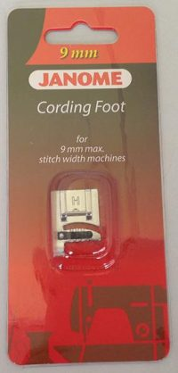 Janome 3 Way Cording Foot 202085001