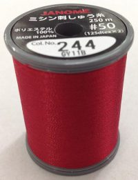 Janome Cardinal Red J-207244 Thread Spool