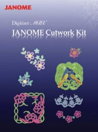 Janome Cutwork Kit 862402404 Cover of Kit