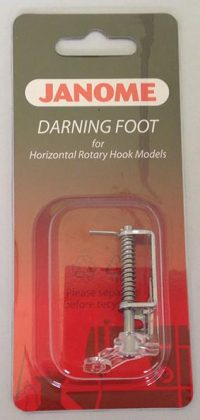 Janome Embroidery/Darning Foot - Category B - 200349000