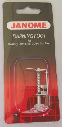 Janome Embroidery/Darning Foot - Category C - 200325000
