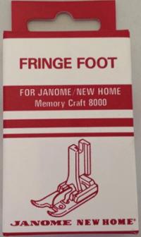 Janome Fringe Foot - Category C - 200016108