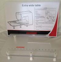 Extension Table - Extra Wide (MC9900/Atelier Series ONLY)