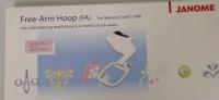Janome Free Arm Hoop (FA Hoop) - 860402006