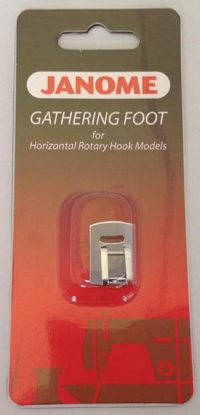 Janome Gathering Foot - Category B/C - 200315007