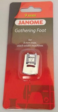 Janome Gathering Foot - Category D - 202096005