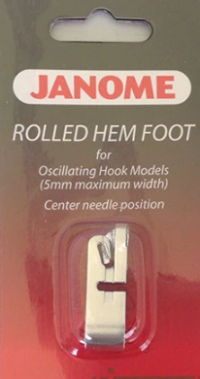 Janome Hemmer Foot (2mm) - Category A - 200128001