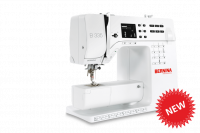 Bernina 335 with New sticker tag front view