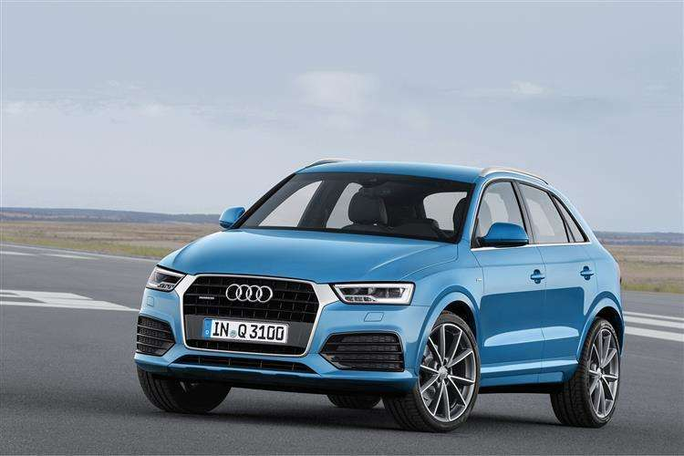 audi q3 estate 1 4t fsi sport 5dr leasing deal. Black Bedroom Furniture Sets. Home Design Ideas