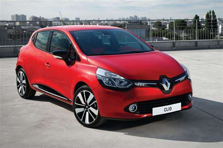Renault Clio 0.9 TCE 75 Iconic 5dr