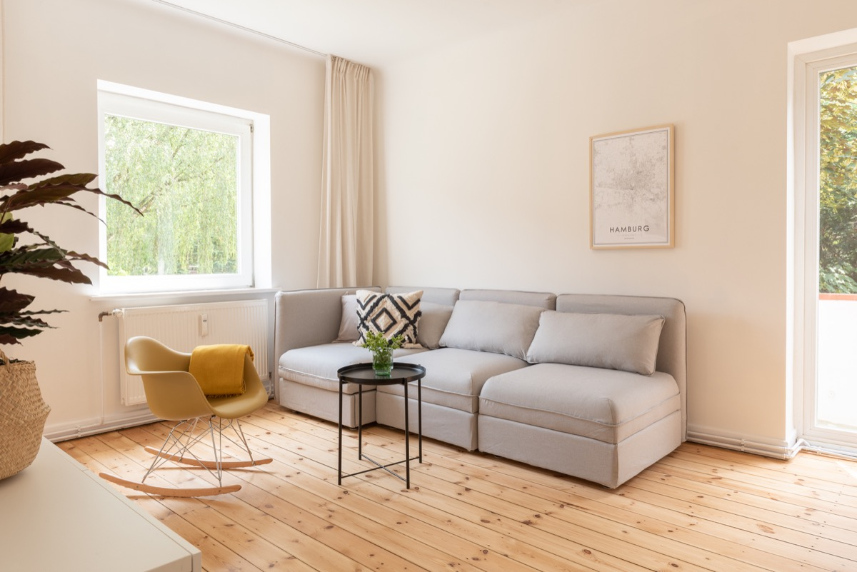 Furnished 1 Bedroom Apartment With Two Balconies In Hamburg Barmbek Insta Immo