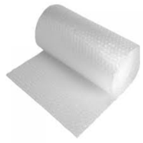 Roll of bubble wrap