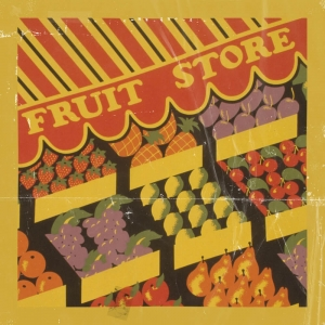 Royalty free music playlist Fruit Store
