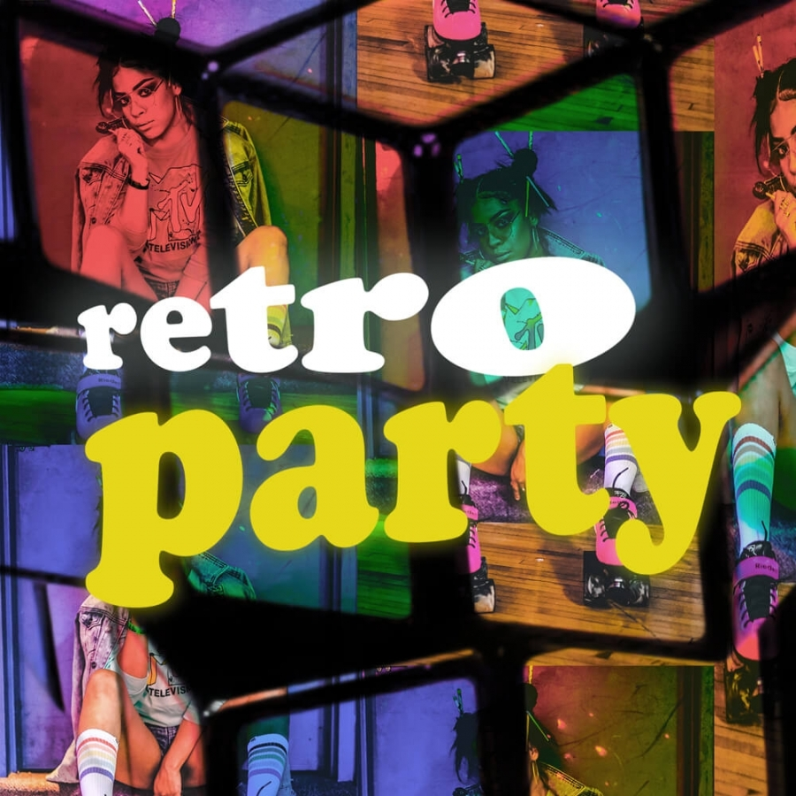 Royalty free music playlist Retro Party