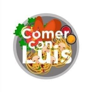 Comer con Luis