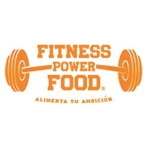 Logo Fitness Power Food