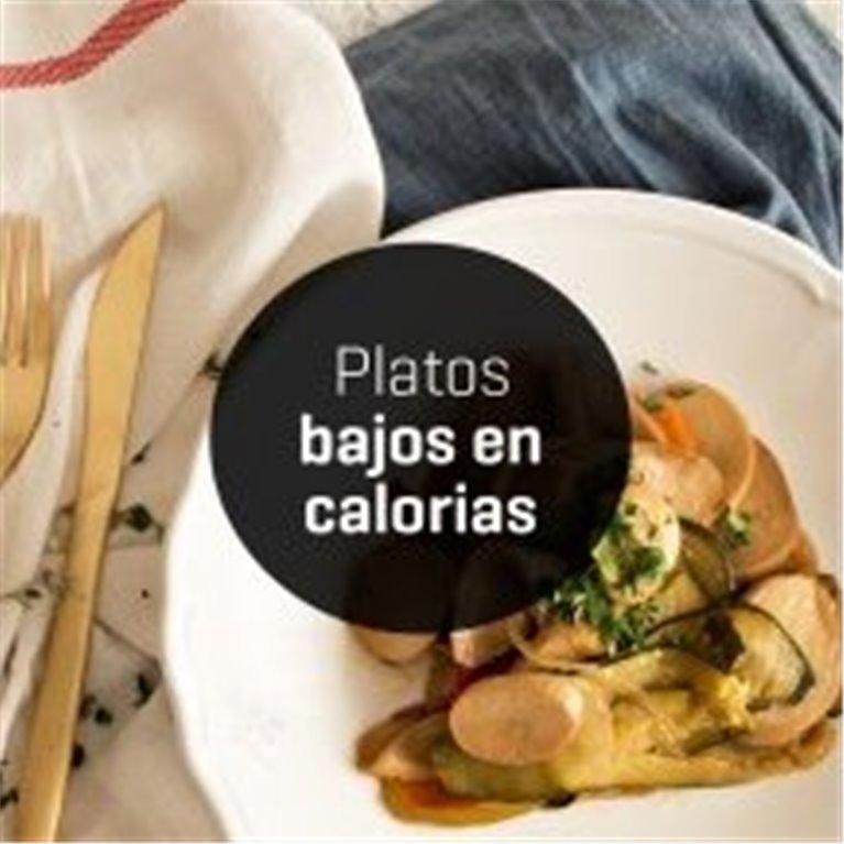 ir a Bajos en calorías