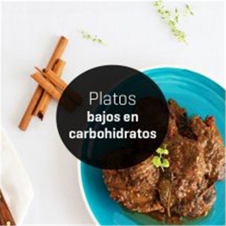 ir a Bajos en carbohidratos