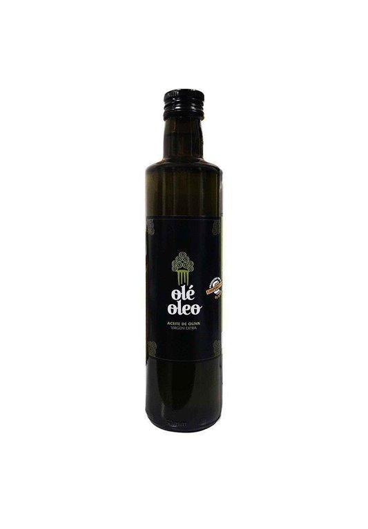 Aceite oliva Virgen Extra (Ole Oleo) (villalonga/Alfarara/Arbequina) (Enguera) Botella cristal 0,5 l