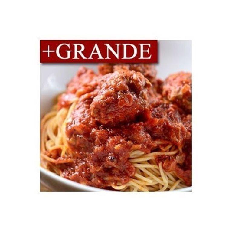 Albóndigas de Pollo con Pasta Siciliana +GRANDE