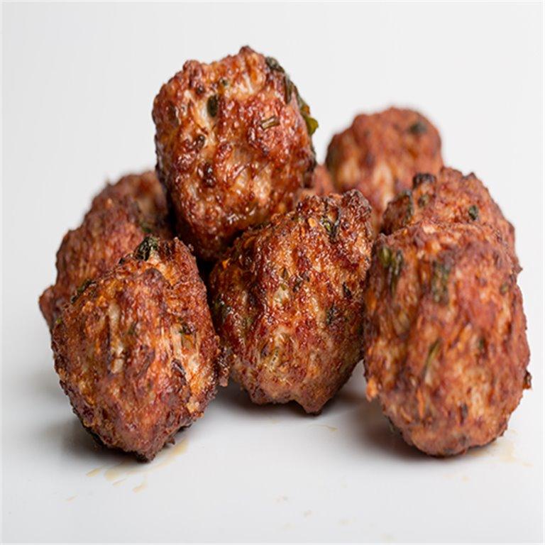 Albondigas mixta ( Pollo-Cerdo ) 10 unidades