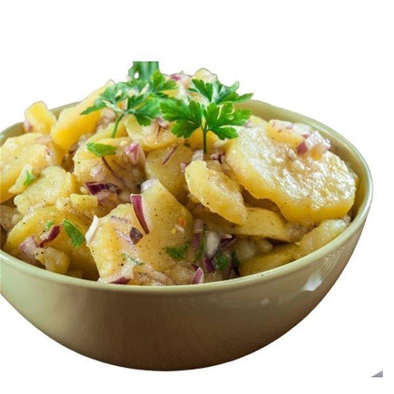 aliño de patatas