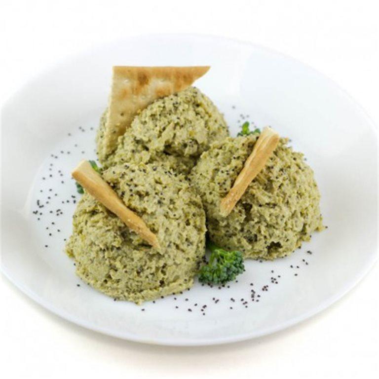 Brócoli en Crema