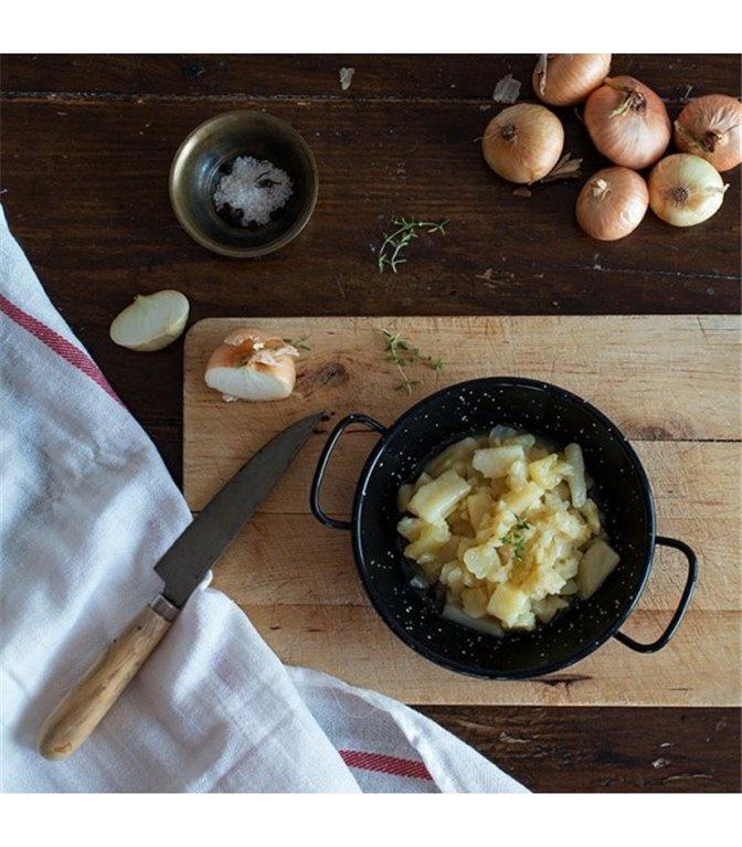 Caja 6x2Kg - Preparado de tortilla de patatas con cebolla confitada