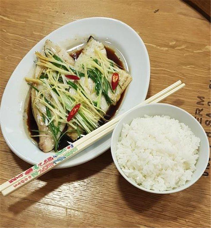 Cheng Zheng yu lau港式蒸魚