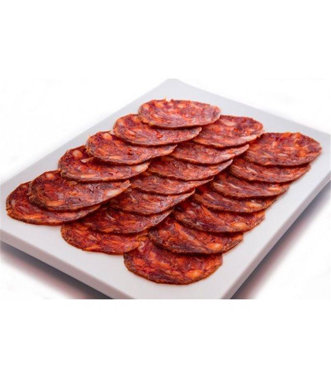 Chorizo Ibérico - 100 g.