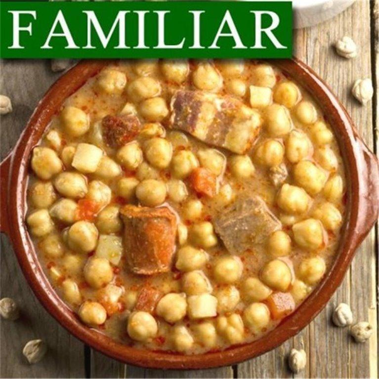 Cocido Madrileño FAMILIAR