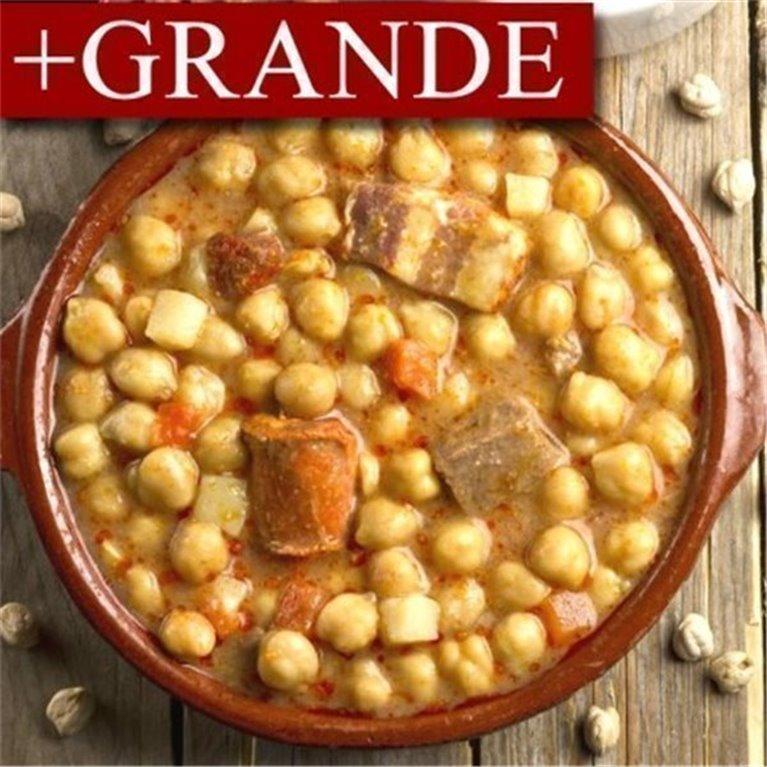Cocido Madrileño +GRANDE