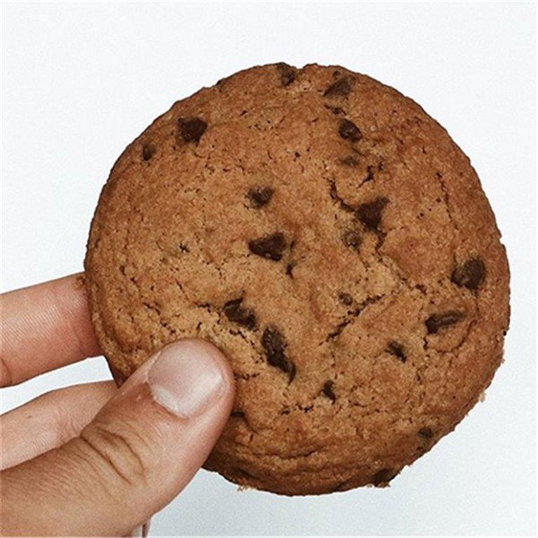 Cookies de dulce de leche