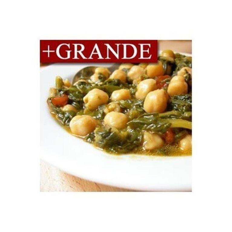Espinacas con Garbanzos +GRANDE