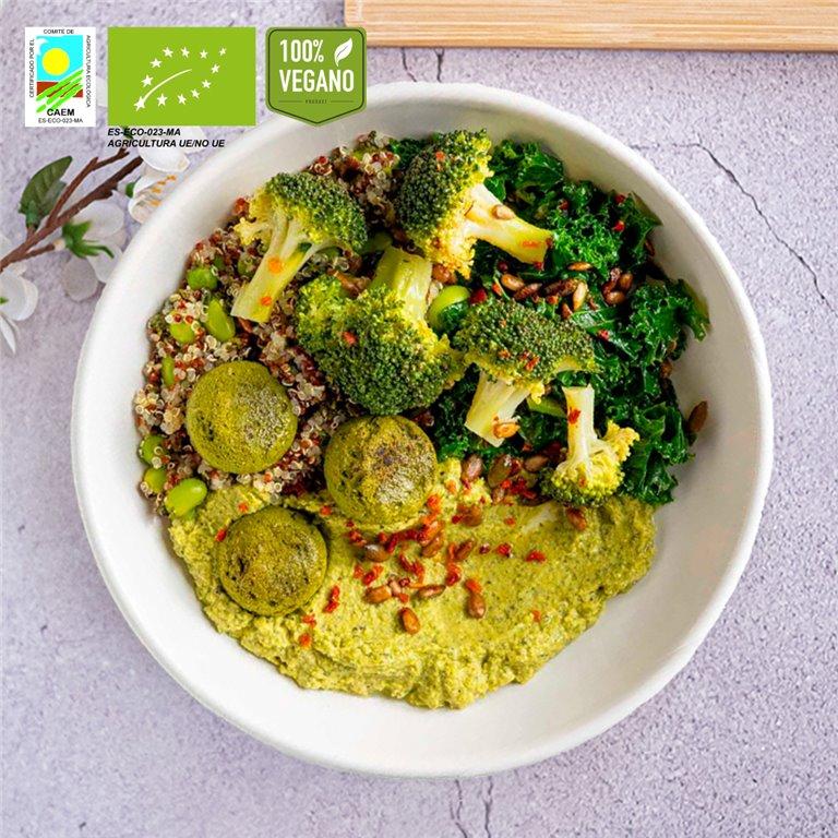 Faláfel green bowl BIO