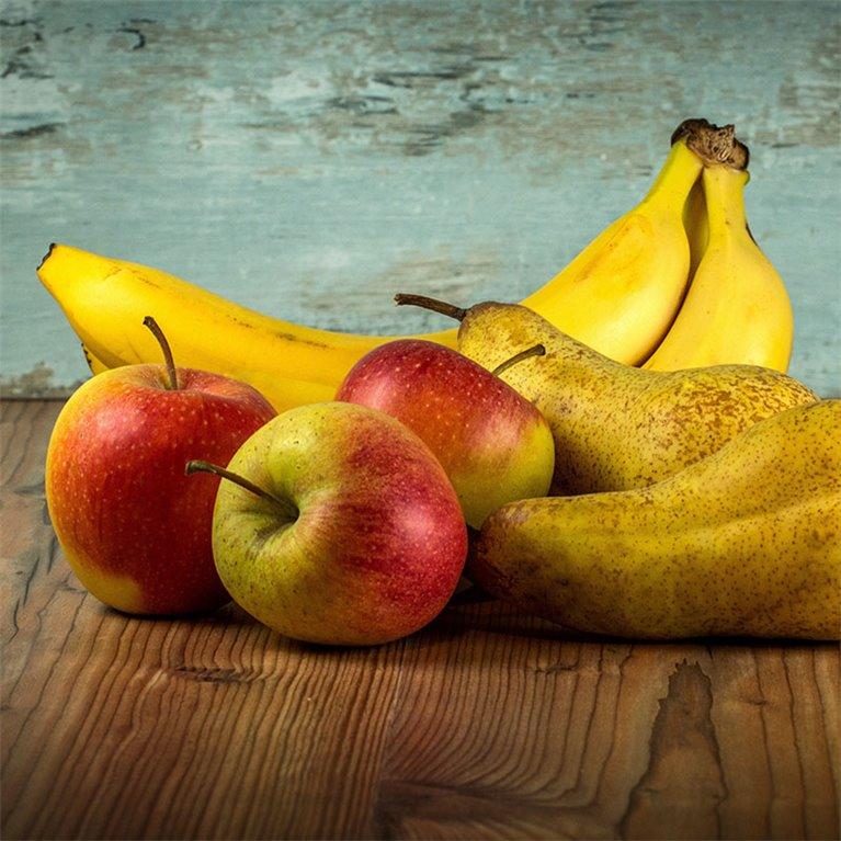 Fruta de temporada   1 kg