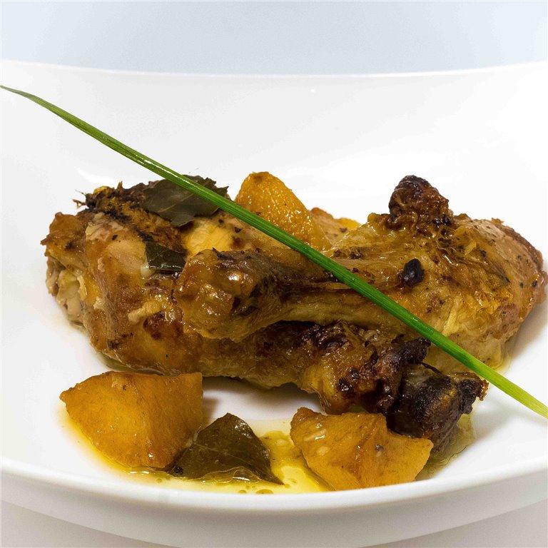 Jamoncitos de pollo al ajillo 285gr, 1 ud