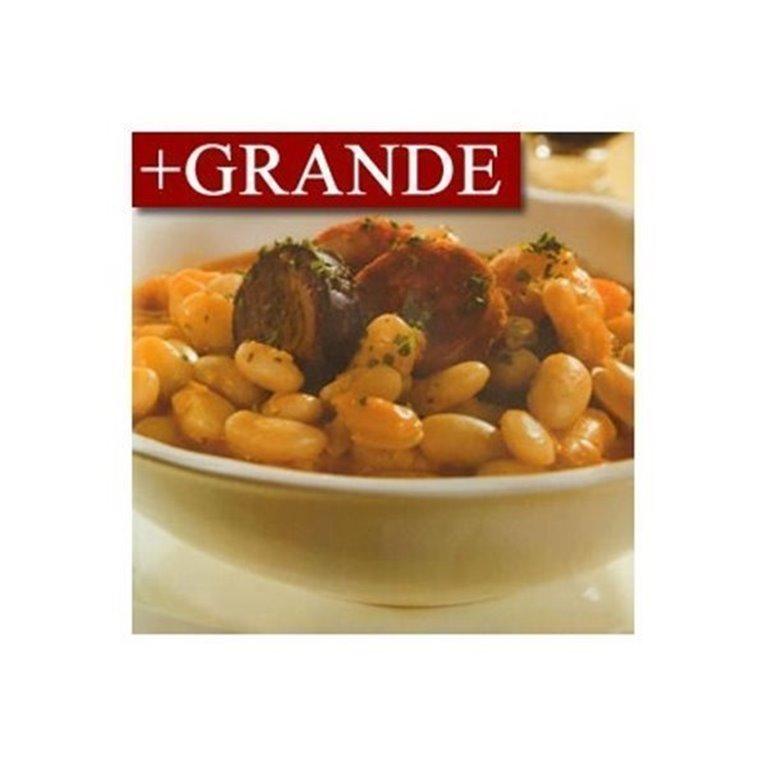Judías Blancas con Chorizo +GRANDES